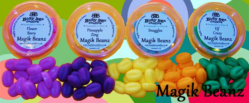 Magik Beanz solo 3