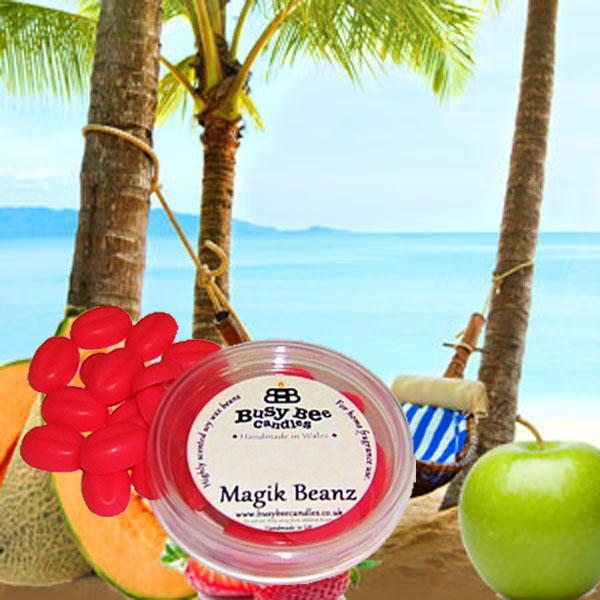 beach bum magik beans