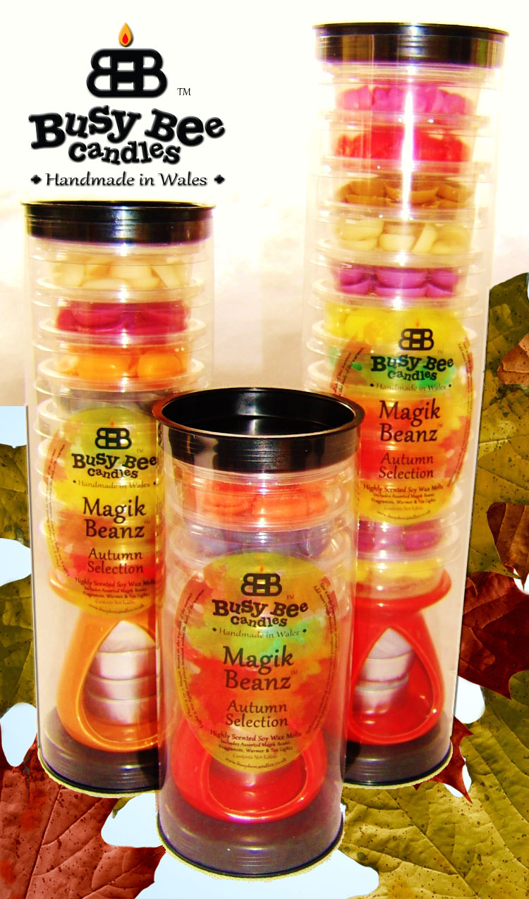 Busy Bee Candles Autum Gift Sets